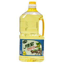 绿宝非转基因大豆油1.8L
