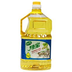 绿宝非转基因大豆油5L