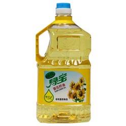 绿宝  葵花籽油  5L