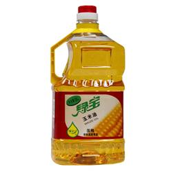 绿宝 玉米油 5L