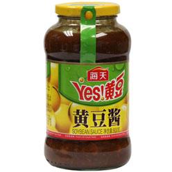 海天 黄豆酱 800g