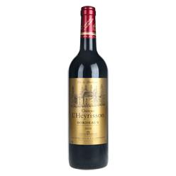 赫雷大古堡波尔多红葡萄酒750ml