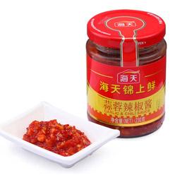 海天 锦上鲜 蒜蓉辣椒酱 230g