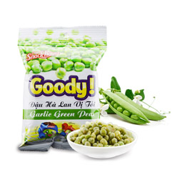谷蒂蒜香味豌豆40g