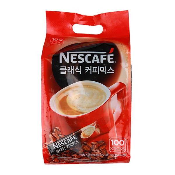 雀巢经典三合一速溶咖啡12g*100