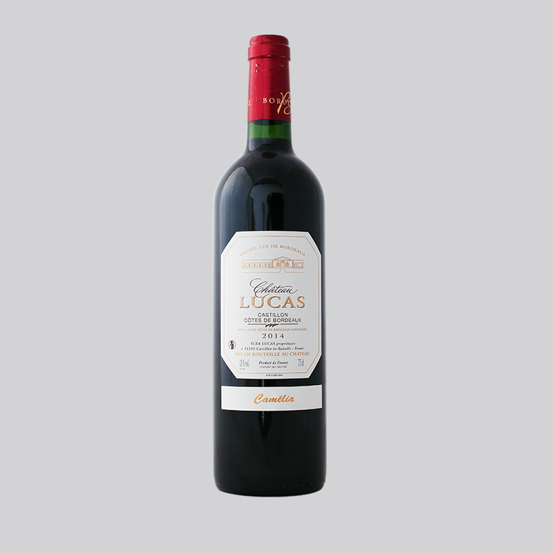 绿卡酒庄干红葡萄酒750ml