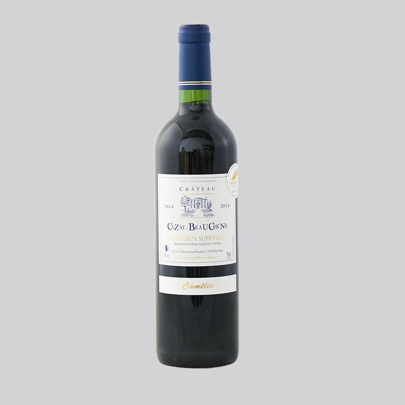 美橡宫城堡干红葡萄酒750ml